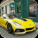 Parking Corvette - C7 Driving Simulator 2020