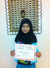 Photo: 1st Place Jump Rope Saarah Latiff