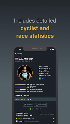Cycling Fantasy - UCI World Tour filehippodl screenshot 5
