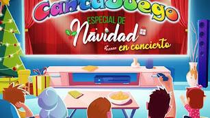 Especial Navidad Cantajuego vía online.
