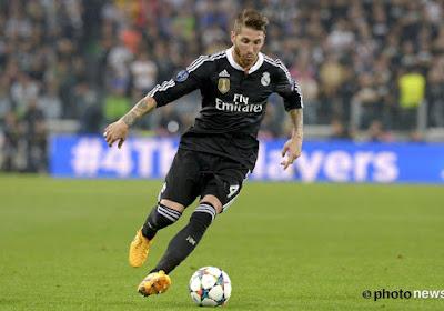 Tuile pour l'Espagne : Ramos officiellement absent