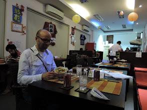 Photo: Phnom Penh, Essen im japanischen Restaurant