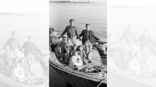 La dura vida de los hijos de la mar