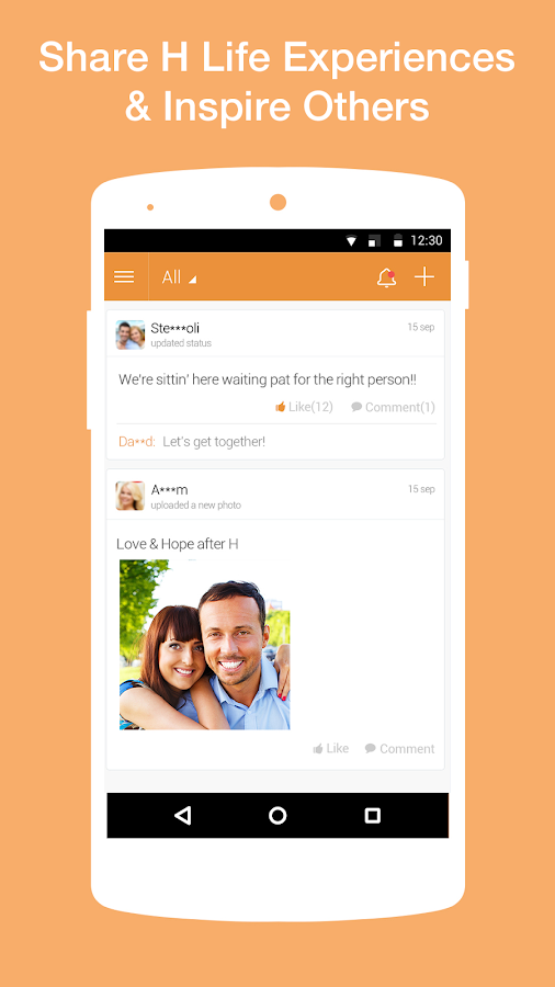 This herpes dating app was developed by MPWH 3