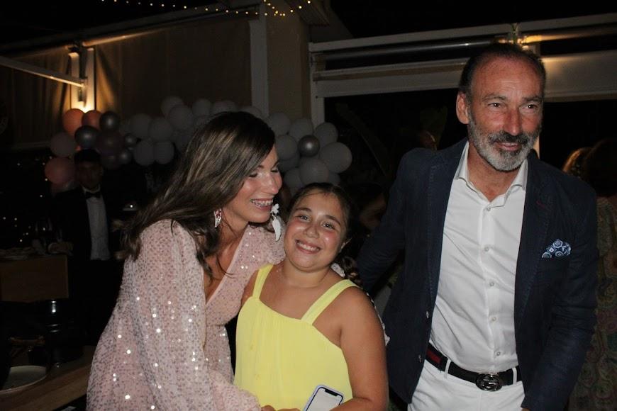 Fiesta de la mayoría de edad de Jara Liria Rivas.
