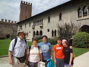 Photo: Castelvecchio Museum in Verona