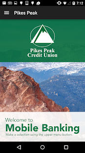 Pikes Peak Credit Union Mobile- screenshot thumbnail
