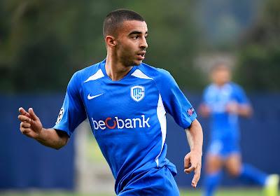 Un nouveau venu dans la sélection du Sporting Charleroi