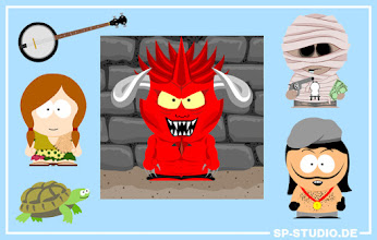 Photo: To celebrate the 10th anniversary of www.sp-studio.de I prepared a huge update for you: New items in every category! 22 new clothes, hair-styles, fashion accessories and body parts are waiting for you. And because it is the release date of Diablo 3 today some objects are inspired by the Lord of Terror himself.  I hope you enjoy the update! :)  And please remember: If you want to support the SP-Studio and help it stay alive for another decade every little donation is welcome ( http://www.sp-studio.de/donate.htm ). Thanks a lot to everybody who helps me keep this project going.