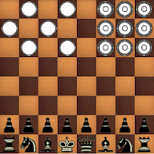 Chess Checkers and Board Games