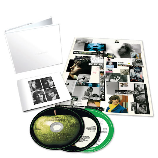 The Beatles: White Album - Limited 50th Anniversary Deluxe Edition (3 CD)