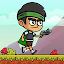 Shoot and run – Crazy Runner escape icon