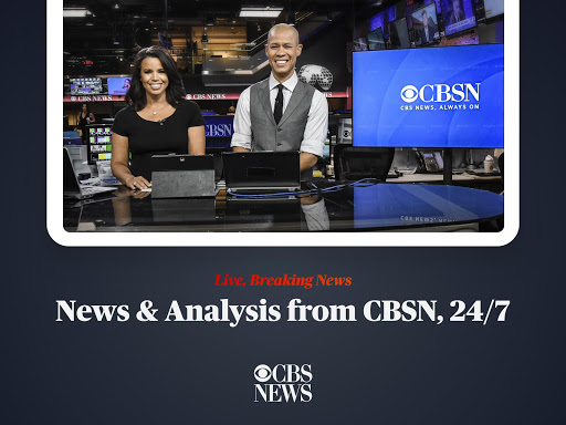 CBS News screenshot 5
