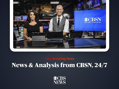 CBS News - Live Breaking News - Apps on Google Play