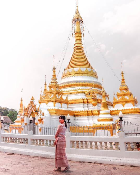mae hong son temple