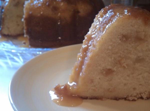 Apricot Bundt Cake Recipe