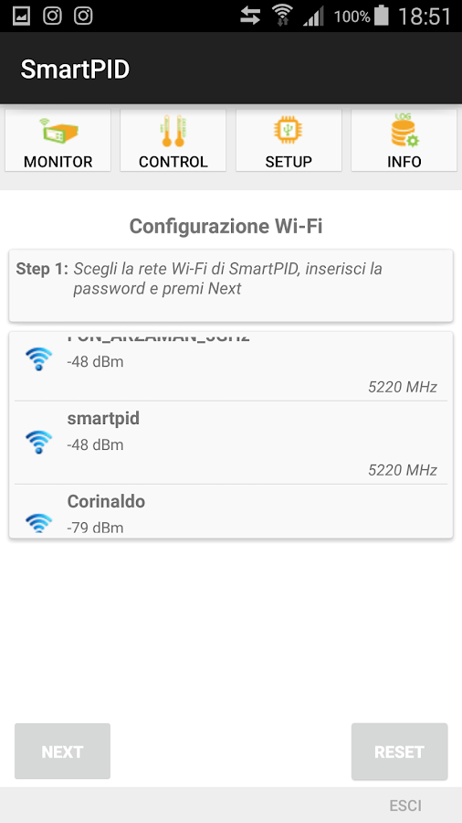 SmartPID (Unreleased)- screenshot