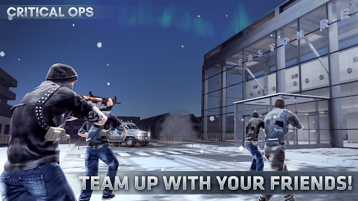 Critical Ops 1.2.1.f390 screenshots 1
