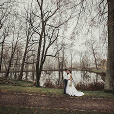 Wedding photographer Ieva Vogulienė (IevaFoto). Photo of 16.01.2018