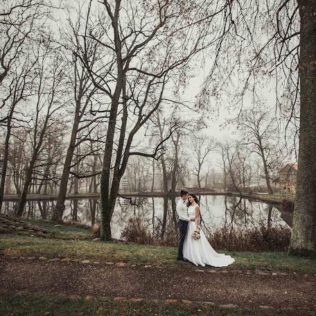 Fotógrafo de bodas Ieva Vogulienė (IevaFoto). Foto del 16.01.2018