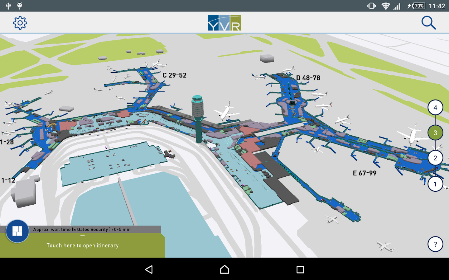 Airport diagram for Vancouver CYVR - General Discussion - no