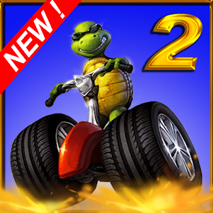 Turtle Jump 2 for PC and MAC