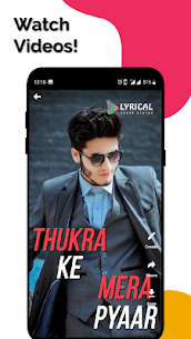 Lyrical Photo Status  App Latest Version  Download For Android 3