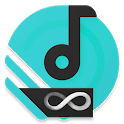Infinity Music Player icon
