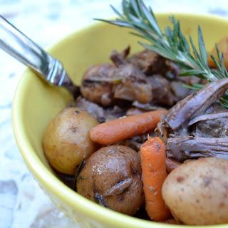 No-Chop Slow Cooker Beef Stew