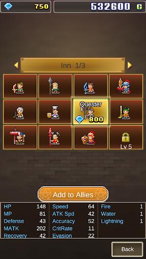 Magician's Saga screenshots 10
