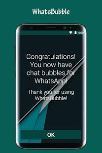 WhatsBubble - náhled