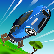 Crash Delivery! Destruction & smashing flying car! MOD APK 0.9.0 (Unlimited Money)
