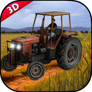 Corn Farming Tractor 2016 for PC and MAC