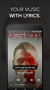 Musixmatch music & lyrics - screenshot thumbnail