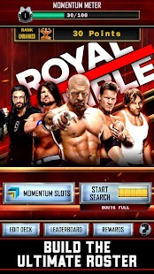 WWE SuperCard – Multiplayer Card Battle Game- screenshot thumbnail
