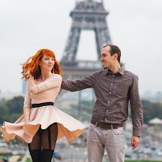 Bryllupsfotograf Anna Evgrafova (FishFoto). Bilde av 16.10.2013