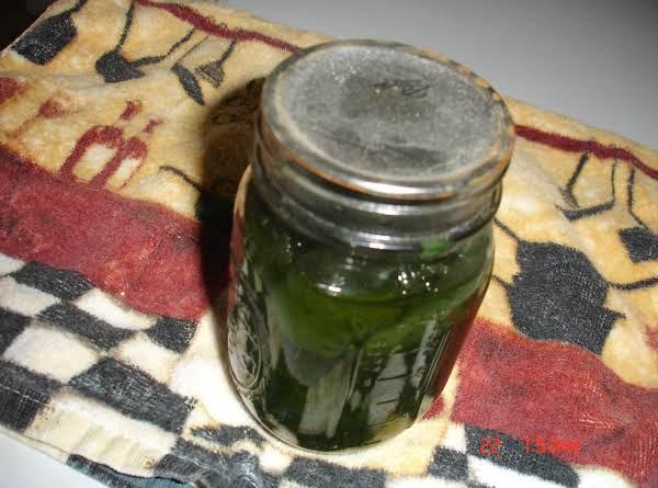 Green Pickles Recipe