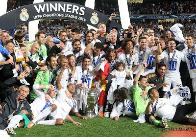 La fête en cas de titre ? Le Real Madrid demande à ses supporters de l'éviter