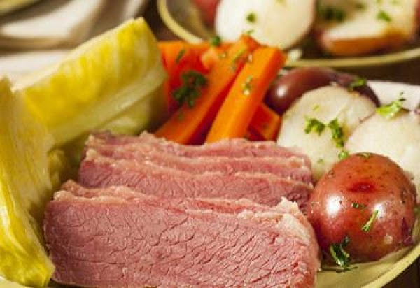 Corned Beef And Cabbage With Red Potatoes Recipe