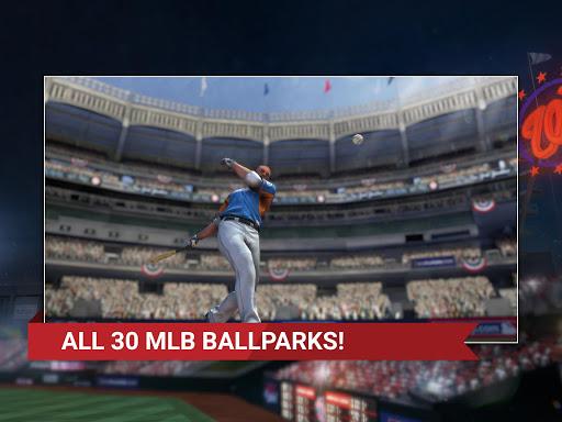 MLB Home Run Derby 18 Screenshot