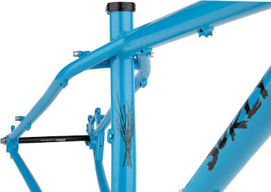 "Surly Krampus Frameset - 29"", Tangled Up In Blue alternate image 1"