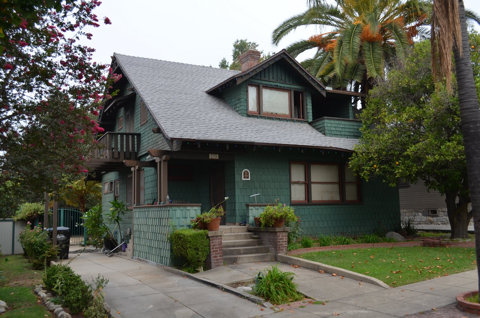 Photo: Historic Landmark #39 - 205 N. Encinitas