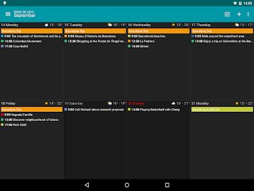 DigiCal+ Calendar Screenshot 18
