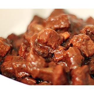 Bing's Beef Rendang