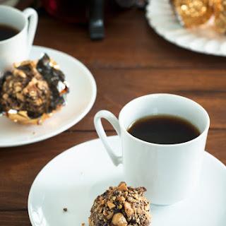 "Gluten Free ""Ferrero Rocher"" Fine Hazelnut Chocolates"