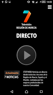 7 TV PLAYER Región de Murcia- screenshot thumbnail