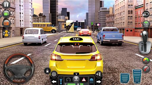 New Taxi Simulator u2013 3D Car Simulator Games 2020 filehippodl screenshot 5