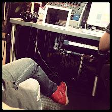 Photo: Paris studio