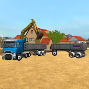Extreme Truck 3D: Sand