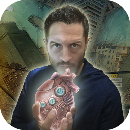 Hidden Object Games - Time Trap Adventure . HOPA Icon
